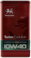 Моторное масло Wolver Turbo Evolution 10W-40 1л