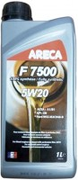 Моторное масло Areca F7500 5W-20 1л