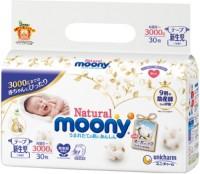 Подгузники Moony Natural Diapers NB / 30 pcs