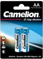 Фото - Аккумулятор / батарейка Camelion Digi Alkaline 2xAA
