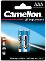 Аккумулятор / батарейка Camelion Digi Alkaline 2xAAA