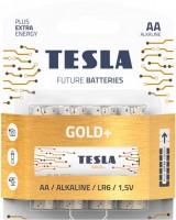 Фото - Аккумулятор / батарейка Tesla Gold+ 4xAA