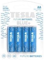Фото - Аккумулятор / батарейка Tesla Blue+  4xAA