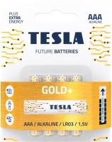 Фото - Аккумулятор / батарейка Tesla Gold+ 4xAAA