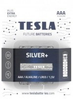 Фото - Аккумулятор / батарейка Tesla Silver+ 4xAAA