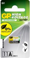 Фото - Аккумулятор / батарейка GP High Voltage 1xA11