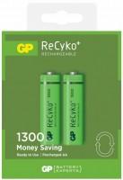 Фото - Аккумулятор / батарейка GP Recyko  2xAA 1300 mAh