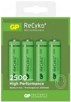 Фото - Аккумулятор / батарейка GP Recyko 4xAA 2500 mAh