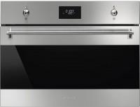 Фото - Встраиваемая микроволновая печь Smeg SF4301MX