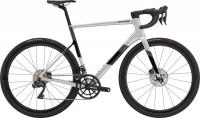Фото - Велосипед Cannondale SuperSix EVO Carbon Disc Ultegra Di2 2021 frame 54