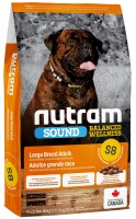 Корм для собак Nutram S8 Sound Balanced Wellness Large Breed Adult 11.4 кг