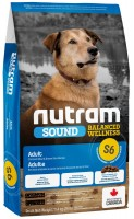 Корм для собак Nutram S6 Sound Balanced Wellness Natural Adult Chicken 2 кг