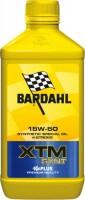 Моторное масло Bardahl XTM Synt 15W-50 1L 1л