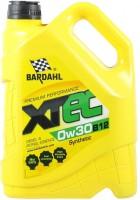 Моторное масло Bardahl XTEC 0W-30 B12 5л