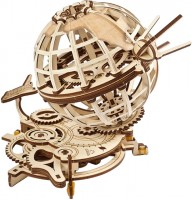 3D пазл UGears Globe 70128