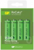 Аккумулятор / батарейка GP Recyko  4xAA 1300 mAh