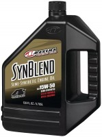 Моторное масло MAXIMA Synthetic Blend 15W-50 4L 4л