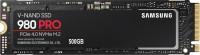 SSD Samsung 980 PRO MZ-V8P500BW 500ГБ