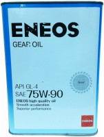 Фото - Трансмиссионное масло Eneos Gear Oil 75W-90 GL-4 1л