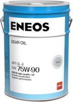 Фото - Трансмиссионное масло Eneos Gear Oil 75W-90 GL-4 20л