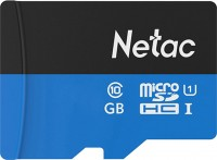 Фото - Карта памяти Netac microSDHC P500 Standard  8ГБ