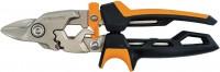 Ножницы по металлу Fiskars 1027212 232мм / прямойрез