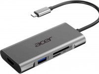 Картридер / USB-хаб Acer 7-in-1 Type-C Dongle