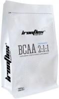 Фото - Амінокислоти IronFlex BCAA 2-1-1 1000 g