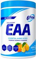 Фото - Аминокислоты 6Pak Nutrition EAA 400 g