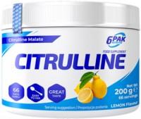 Фото - Аминокислоты 6Pak Nutrition Citrulline 200 g