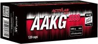 Фото - Аминокислоты Activlab AAKG 1000 120 cap