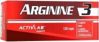 Фото - Амінокислоти Activlab Arginine 3 120 cap