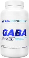 Фото - Амінокислоти AllNutrition GABA caps 120 cap