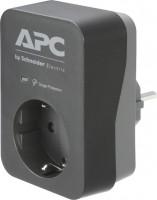 Сетевой фильтр / удлинитель APC PME1WB-RS черный