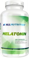 Фото - Аминокислоты AllNutrition Melatonin 120 cap