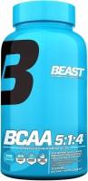 Фото - Амінокислоти Beast BCAA 5-1-4 240 cap