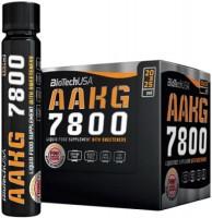 Аминокислоты BioTech AAKG 7800 20x25 ml