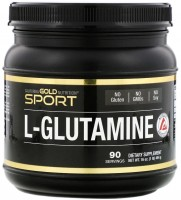 Фото - Амінокислоти California Gold Nutrition L-Glutamine 454 g