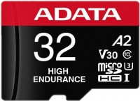 Фото - Карта памяти A-Data High Endurance microSDHC UHS-I  32ГБ