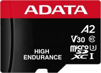 Фото - Карта памяти A-Data High Endurance microSDXC UHS-I  256 ГБ