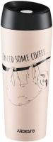 Термос Ardesto Coffee Time 0.45л