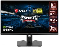 Монитор MSI Optix MAG274QRF 27 ""