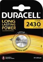 Фото - Аккумулятор / батарейка Duracell 1xCR2430 DSN