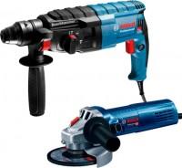 Фото - Набір електроінструменту Bosch GBH 240 Plus GWS 750-115 Professional