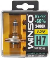 Автолампа Winso Hyper +60 H7 2pcs