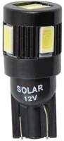 Автолампа Solar W5W LS286