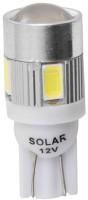 Автолампа Solar W5W LS285
