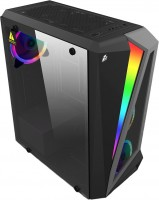 Корпус 1stPlayer R5-R1 Color LED черный