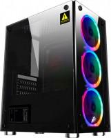 Корпус 1stPlayer X2-R1 Color LED черный