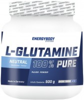 Фото - Аминокислоты Energybody Systems L-Glutamine 100% Pure 500 g